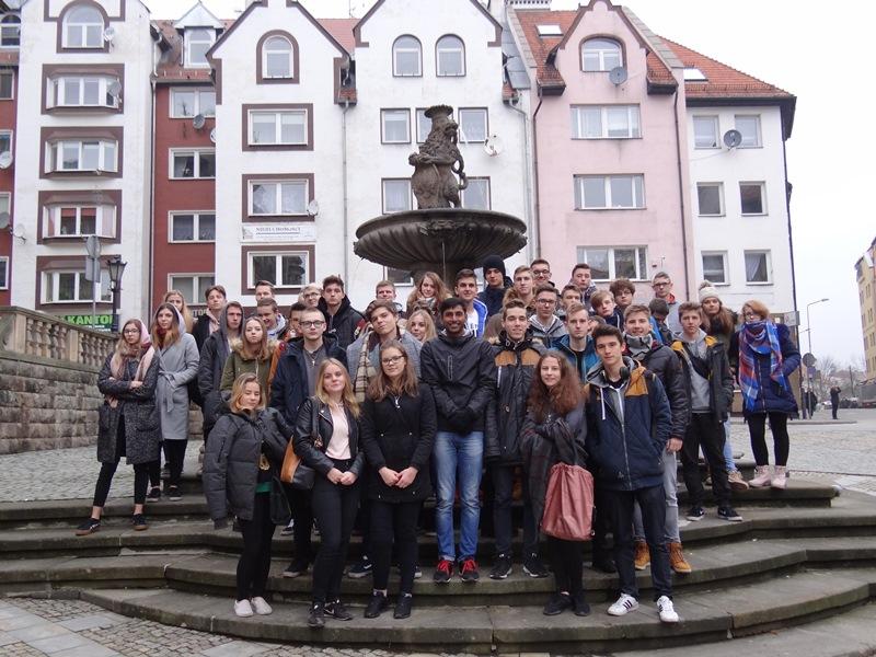Więcej o: Euroweek w naszej szkole