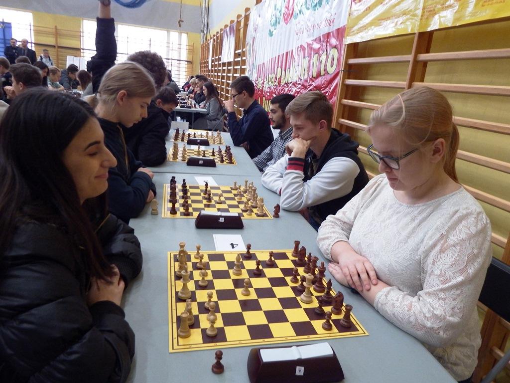 Więcej o: ZSLiE na Turnieju Szachowym