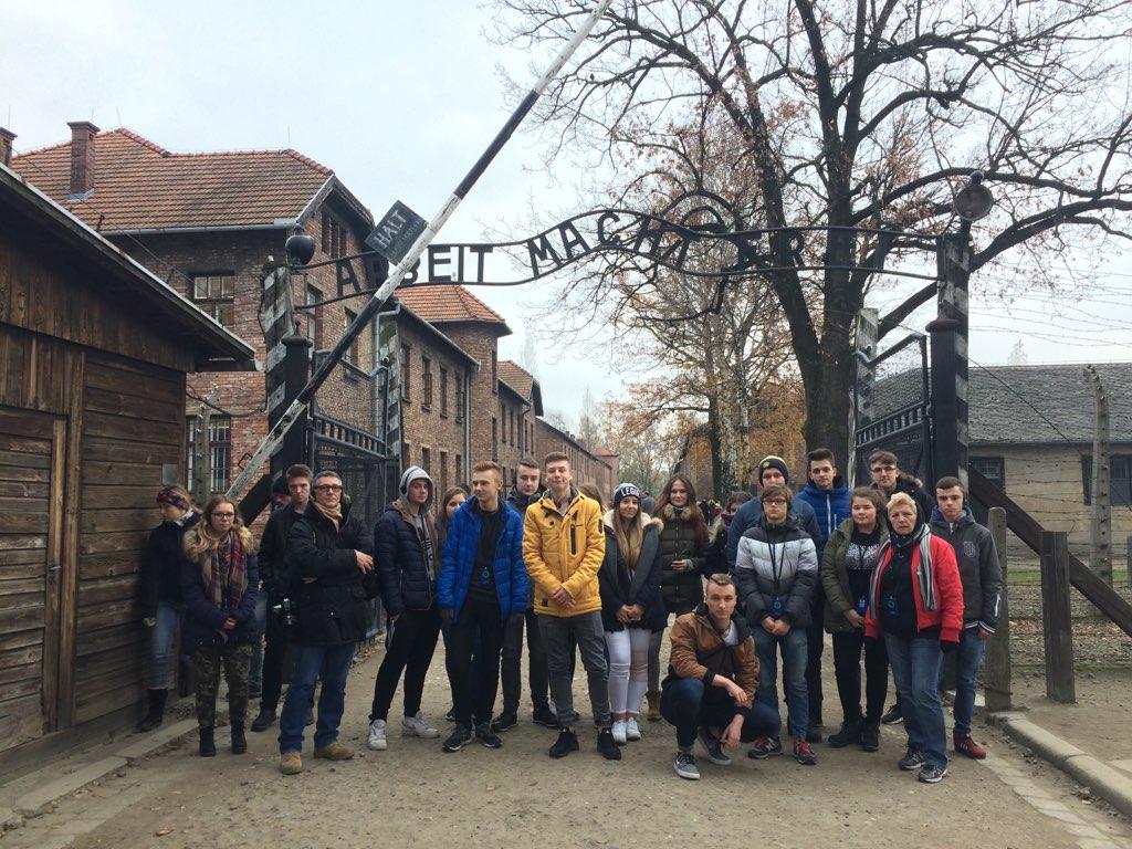 Więcej o: Wycieczka 2FB do Auschwitz-Birkenau