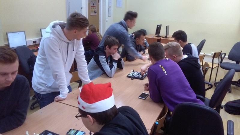 Więcej o: Świąteczny Turniej Szachowy