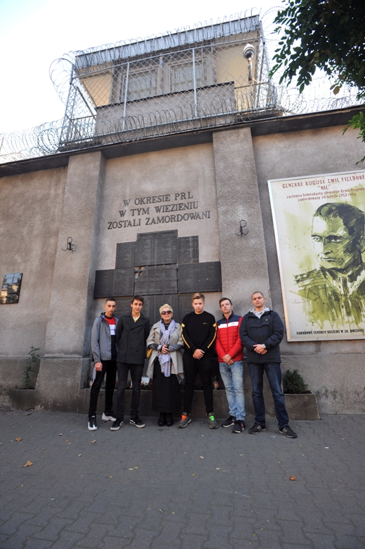 Więcej o: Muzeum Żołnierzy Wyklętych i Więźniów Politycznych w Warszawie