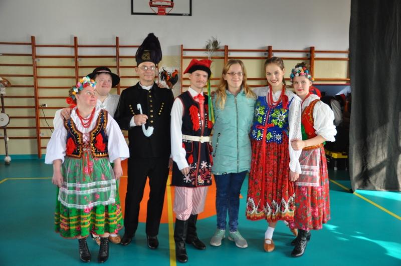 Więcej o: Z wizytą w DPS w Przasnyszu
