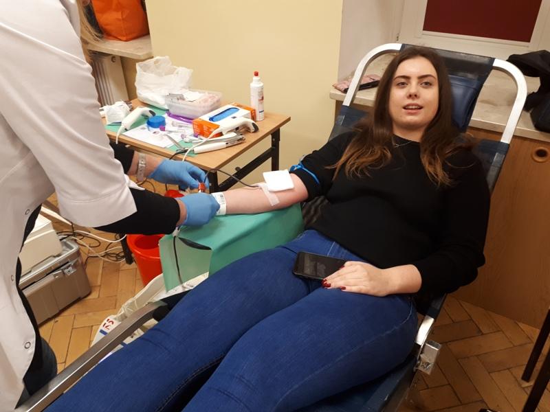 Więcej o: Zbiórka krwi dla Dominika