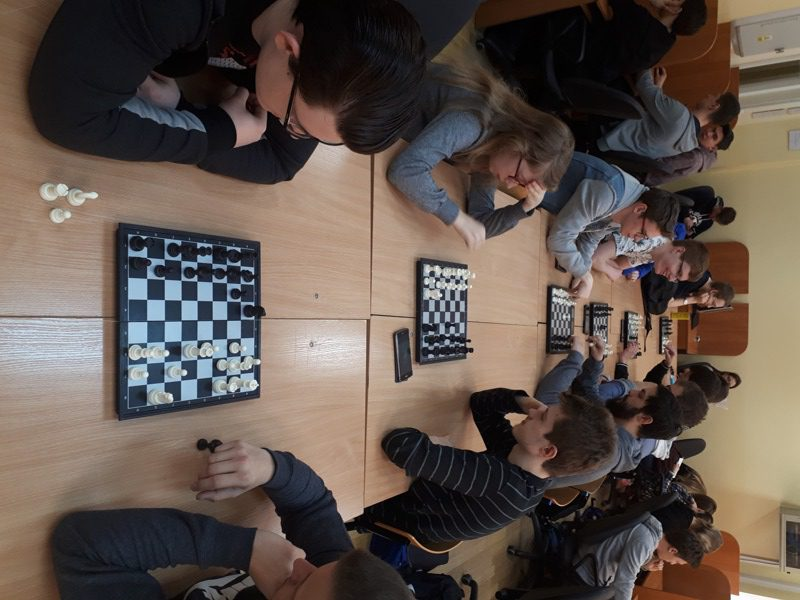 Więcej o: II Wiosenny Turniej Szachowy