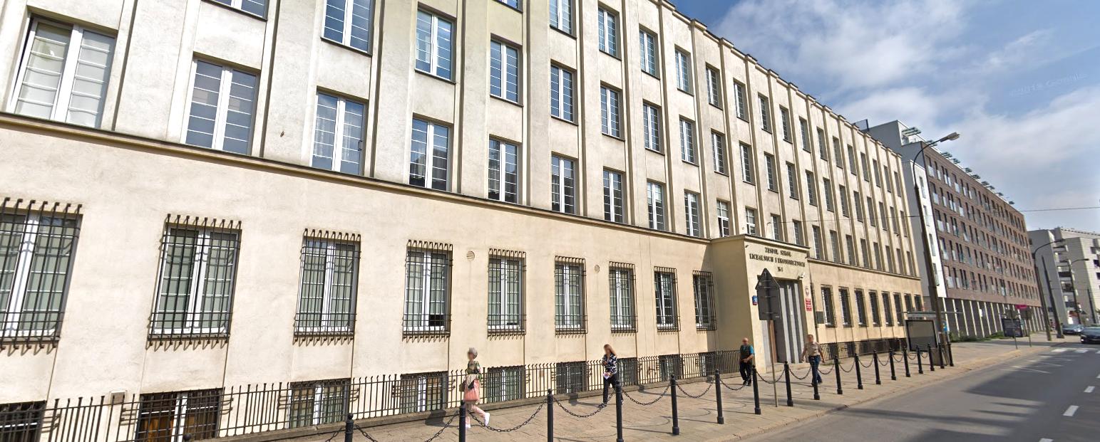 Zespół Szkół Licealnych i Ekonomicznych nr 1 w Warszawie