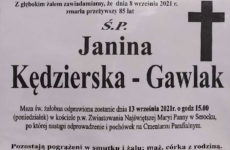 janina kędzierska-gawlak